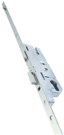 Portes en pvc cr mones serrures automatiques multipoints for Porte 5 points