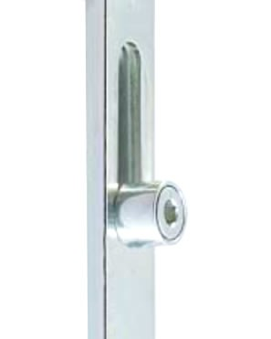 Portes en pvc cr mones serrures automatiques multipoints for Fermeture porte 5 points